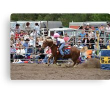 Picton Rodeo BR7 Canvas Print