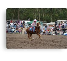 Picton Rodeo BR8 Canvas Print