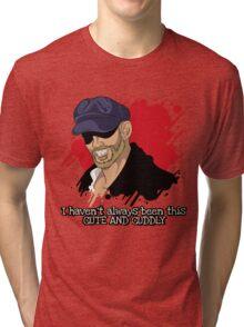 Benny - Cute and Cuddly Tri-blend T-Shirt