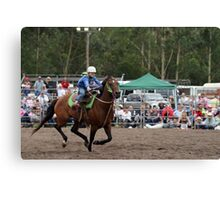 Picton Rodeo BR10 Canvas Print