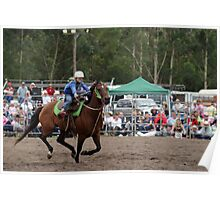 Picton Rodeo BR10 Poster