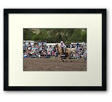 Picton Rodeo BR9 Framed Print
