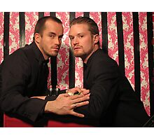 Gay Marriage Photographic Print