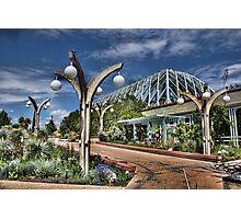 Denver Botanic Gardens Photographic Print