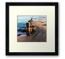 Shifting Sands of Time Framed Print
