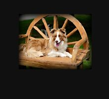 My Chair - Border Collie - NZ Unisex T-Shirt
