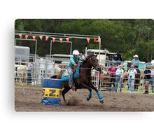 Picton Rodeo BR12 Canvas Print