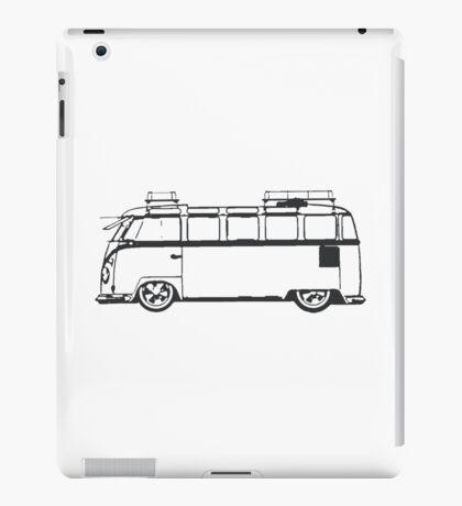 VW 23 Window Samba iPad Case/Skin
