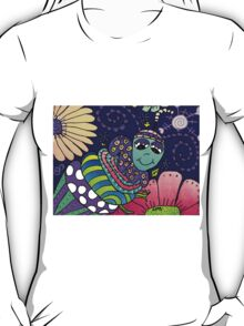 Spring Night in Mo's Garden T-Shirt