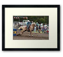 Picton Rodeo BR13 Framed Print