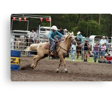 Picton Rodeo BR13 Canvas Print