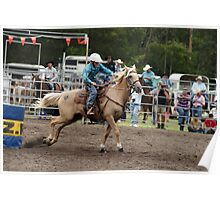 Picton Rodeo BR13 Poster