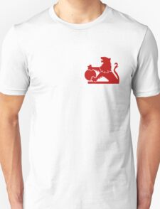 Red Old Holden Logo T-Shirt