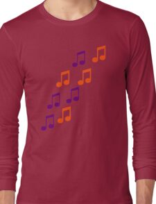 Notes Long Sleeve T-Shirt