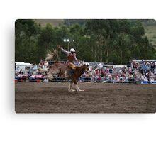 Picton Rodeo BRONC2 Canvas Print