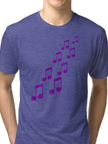 Notes Tri-blend T-Shirt