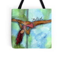 Pole Fitness - Mystical - Kelly Tote Bag