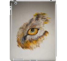 Eye of the Wolf iPad Case/Skin
