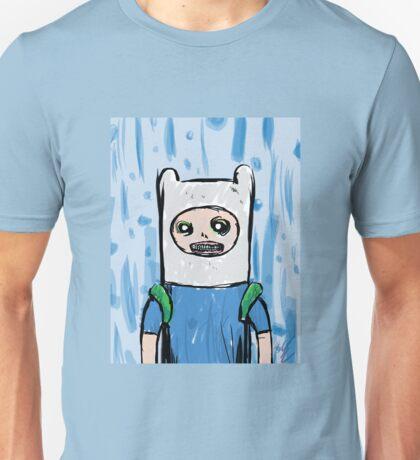 Freaky Looking Finn Unisex T-Shirt