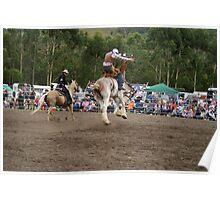 Picton Rodeo BRONC7 Poster