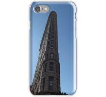 Classic Architecture, Flatiron Building, New York City  iPhone Case/Skin