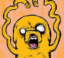 Freaky Looking Jake by moosegod