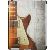 Guitar Vibe 1- Single Cut '59 iPad Case/Skin