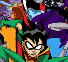 Teen Titans Sticker