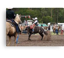 Picton Rodeo BRONC10 Canvas Print