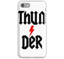 Thunder iPhone Case/Skin