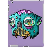 Carnihell #12 Monster head iPad Case/Skin