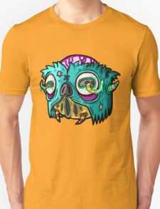 Carnihell #12 Monster head T-Shirt
