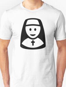 Nun head Unisex T-Shirt