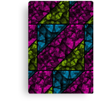 Abstract Colorful Background Canvas Print