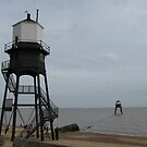 Dovercourt Lighthouses by Susan E. King