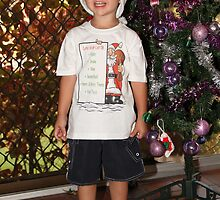 Curtis at xmas by leethal
