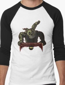 Fazbear's Fright: The Horror Attraction Men's Baseball ¾ T-Shirt