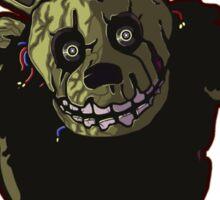 Fazbear's Fright: The Horror Attraction Sticker