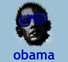 Obama Wearing Shades Unisex T-Shirt