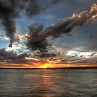 Noosa Sunset by Sam Frysteen