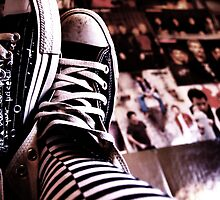 Love Those Shoes by Alycia K