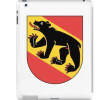 Coat of Arms of Bern Canton iPad Case/Skin