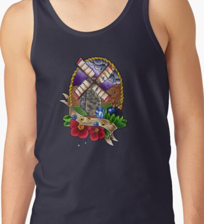 Song of Storms Tank Top