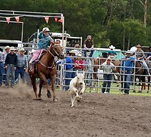 Picton Rodeo ROPE6 by Sharon Robertson