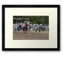 Picton Rodeo ROPE6 Framed Print
