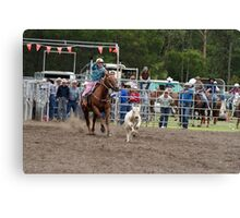 Picton Rodeo ROPE6 Canvas Print