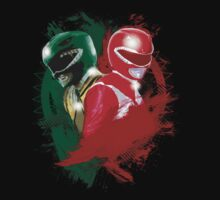 Tommy & Jason MMPR 2.0 by Designsbytopher