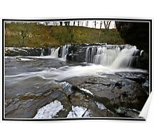 Aysgarth falls, Yorkshire Dales Poster