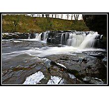 Aysgarth falls, Yorkshire Dales Photographic Print