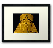 Ramesses the Great Framed Print